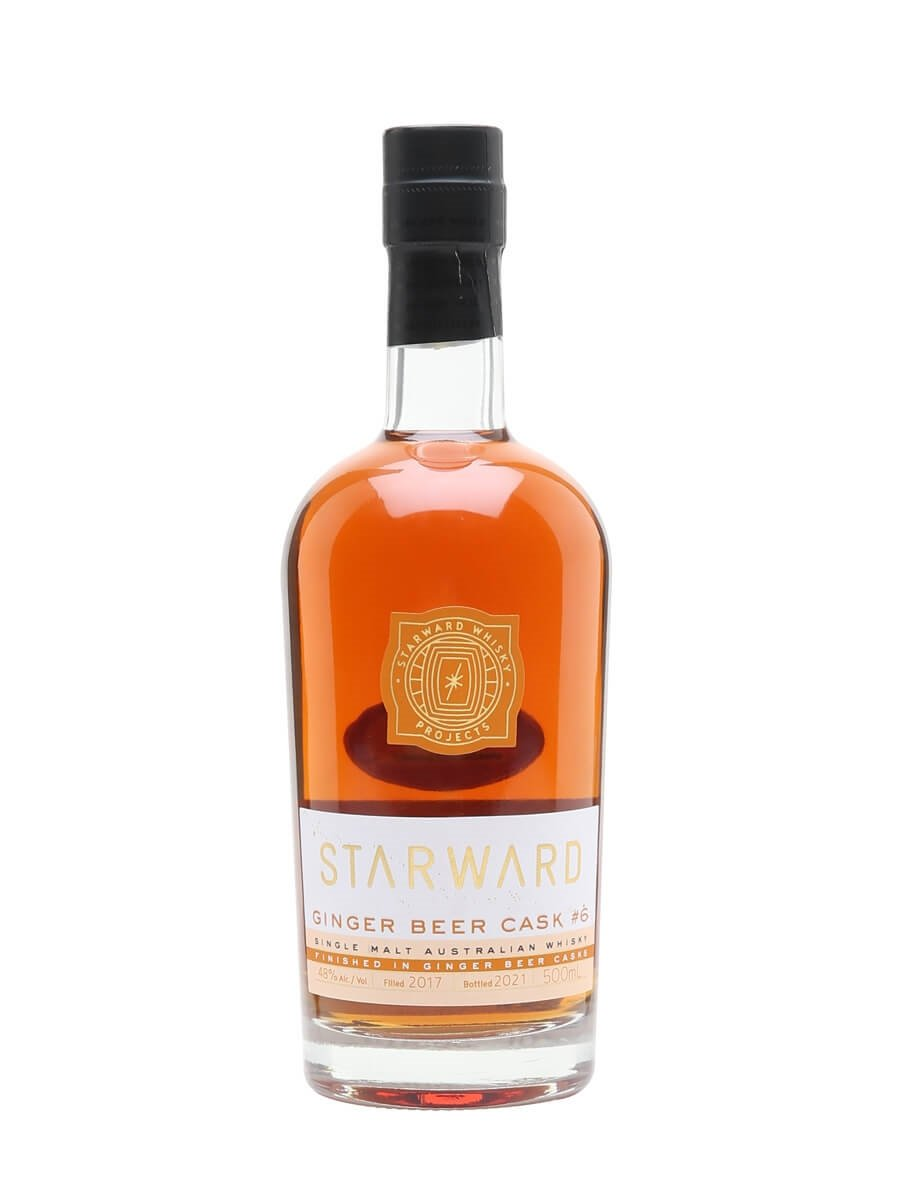 Starward Ginger Beer Cask / Projects Batch 6