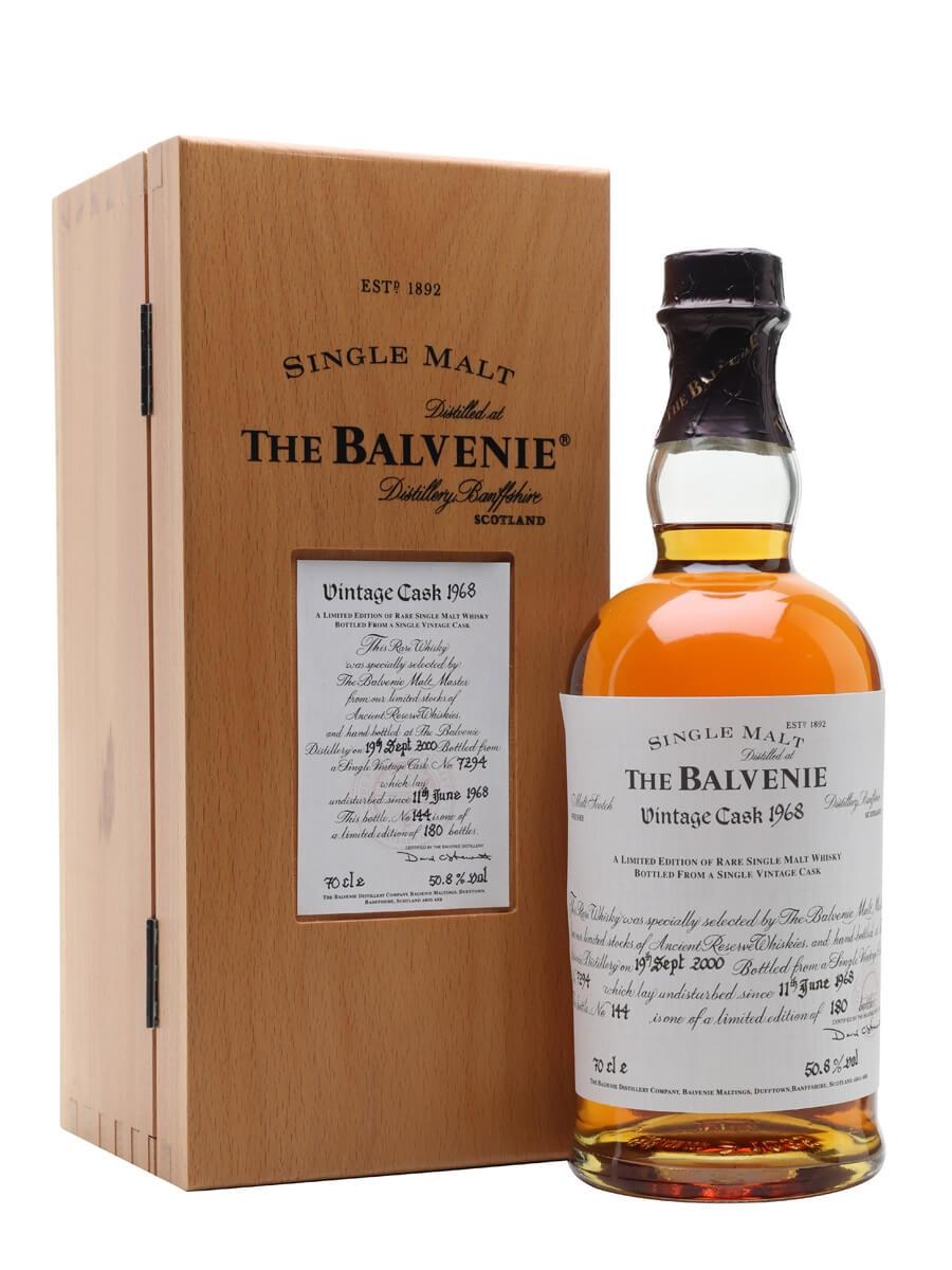 Balvenie 1968 / 32 Year Old