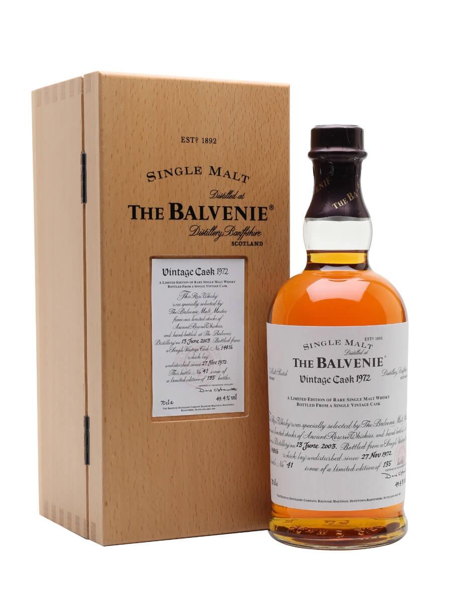 Balvenie 1972 / 30 Year Old / Cask #14816
