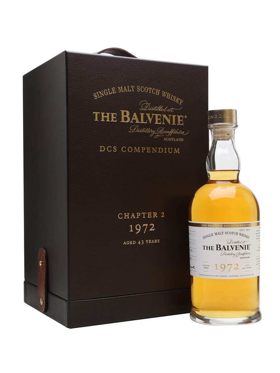 Balvenie 1972 / 43 Year Old / DCS Compendium Chapter 2