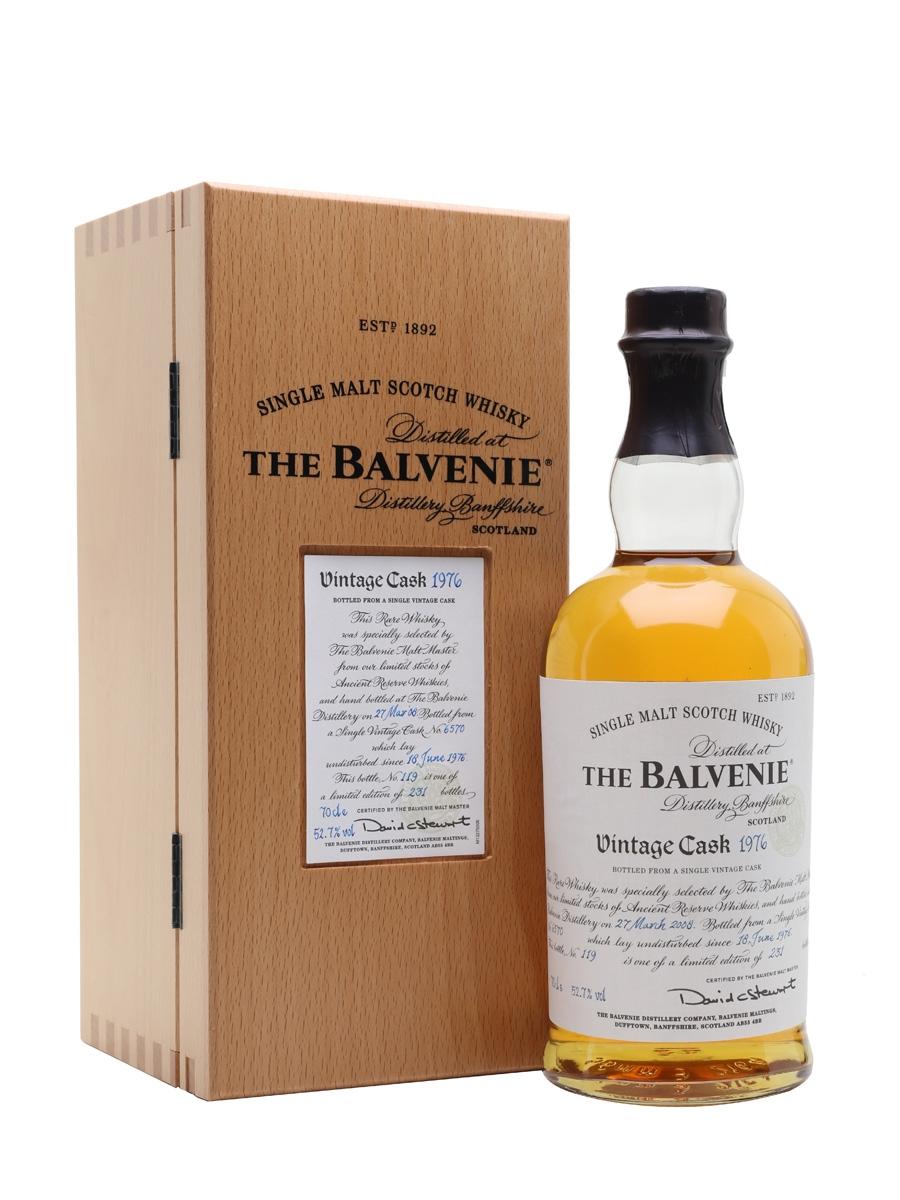 Balvenie 1976 / 31 Year Old / Cask #6570