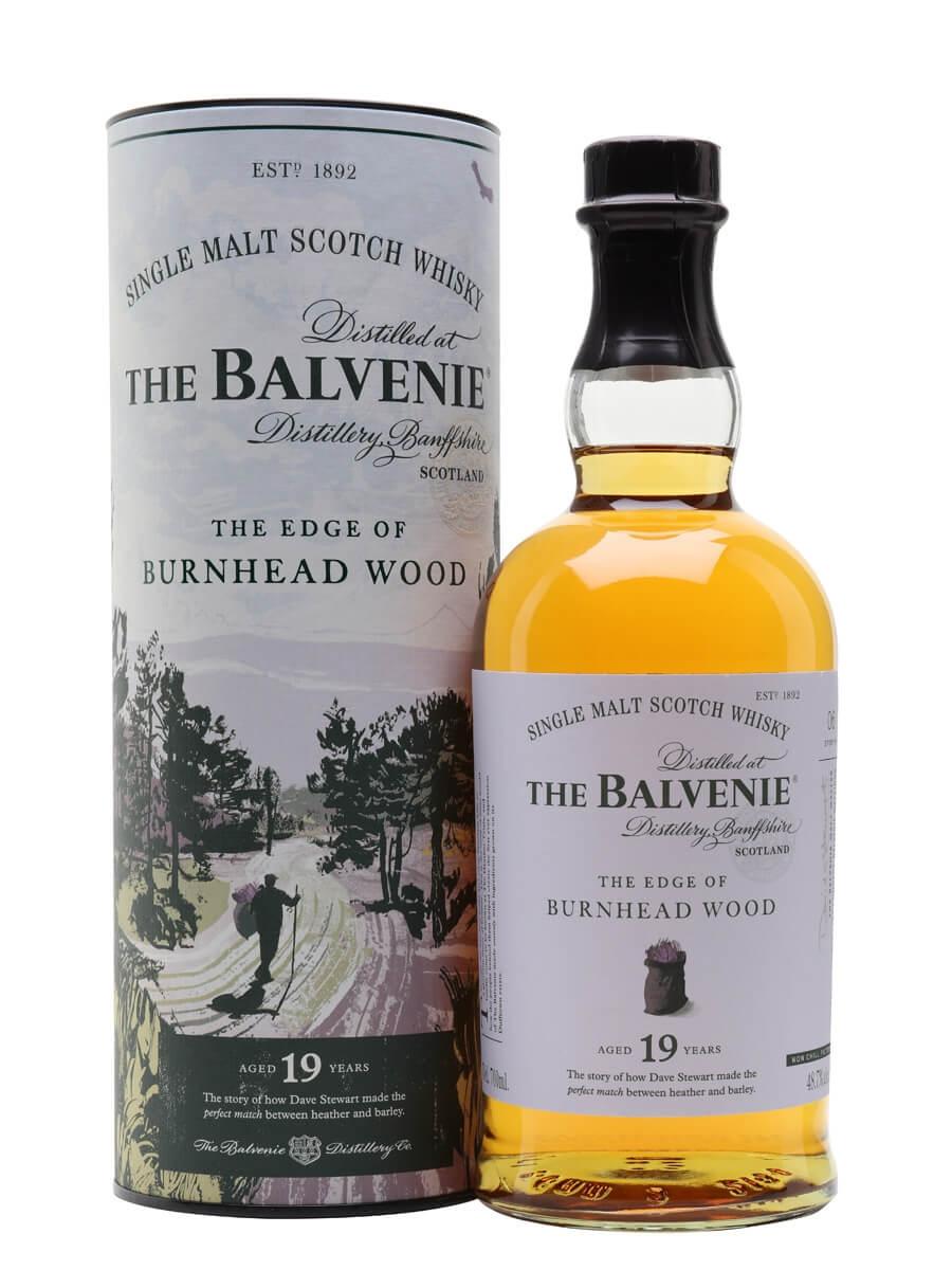 Balvenie The Edge of Burnhead Wood / 19 Year Old / Stories