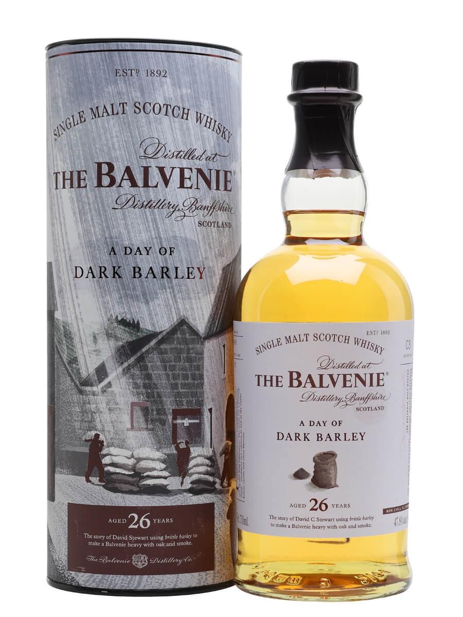 Balvenie A Day Of Dark Barley 26 Year Old / Story No.3