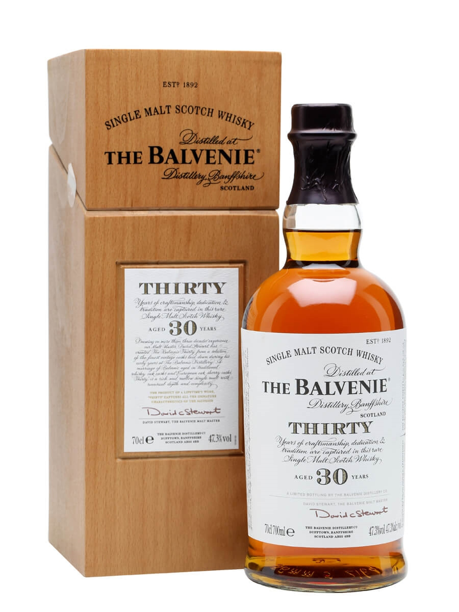 30 Yr Fixed Mortgage Rates: Balvenie 30 Year Old Scotch Whisky : The Whisky Exchange