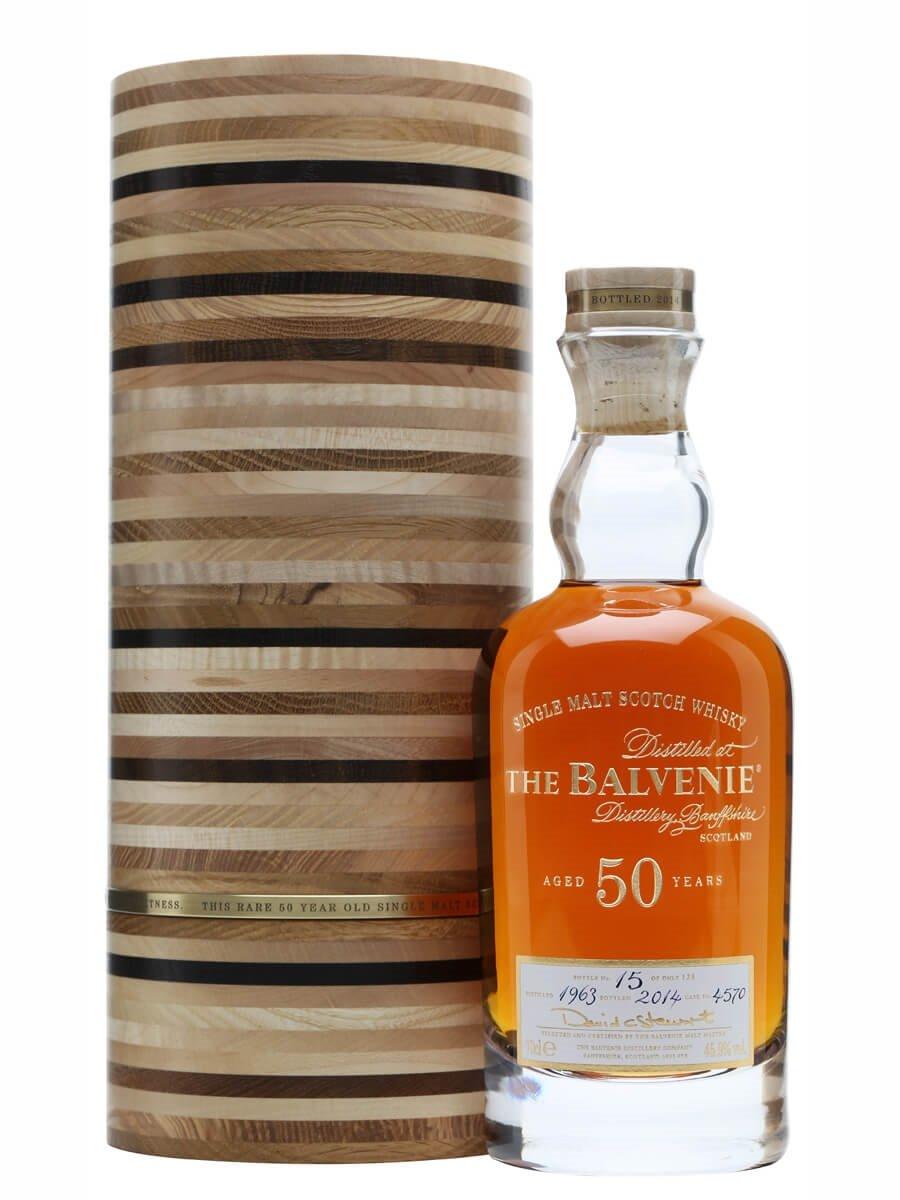 Balvenie 12 Year Single Barrel Single Malt Scotch Whisky 750ML at ...