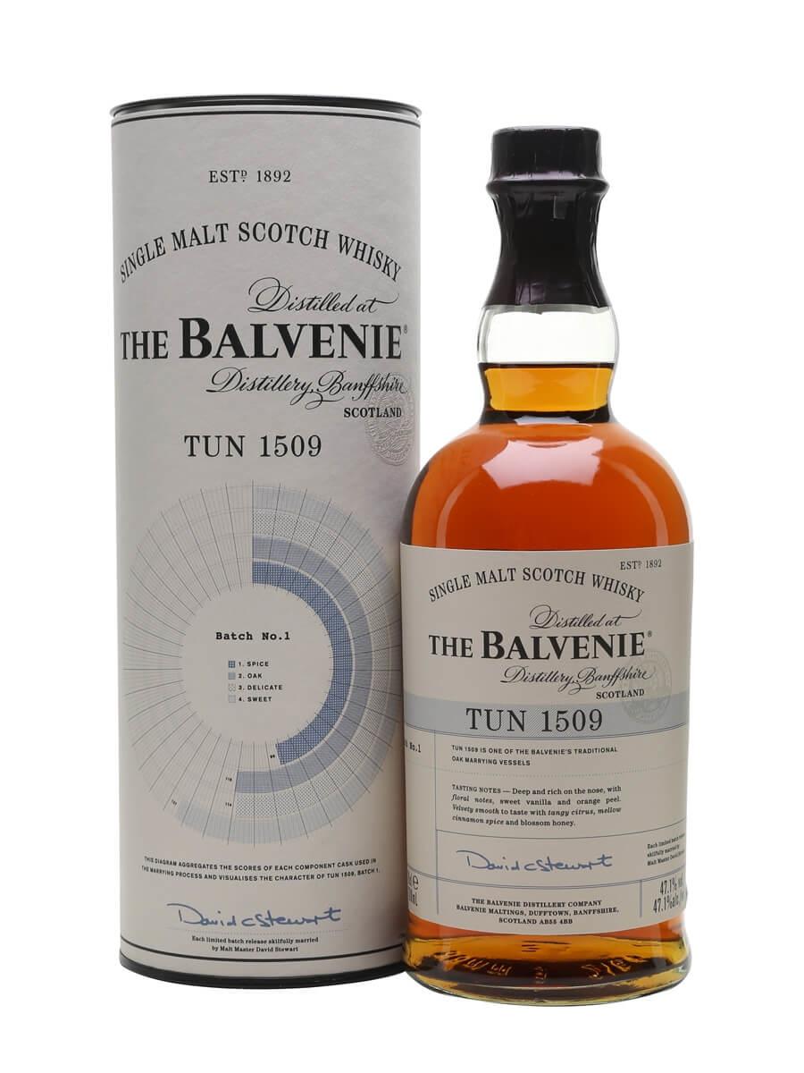 Balvenie Tun 1509 / Batch 1