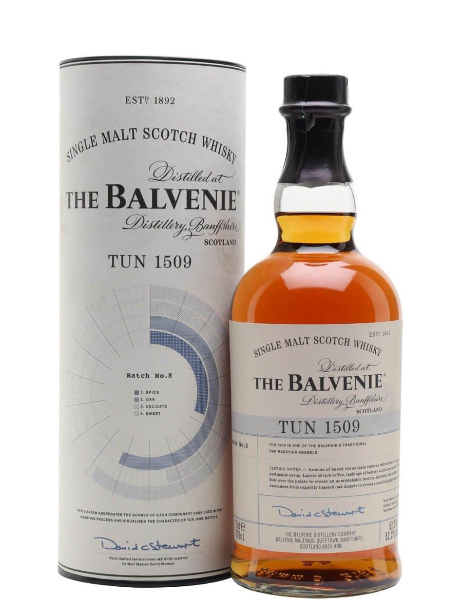Balvenie Tun 1509 / Batch 8