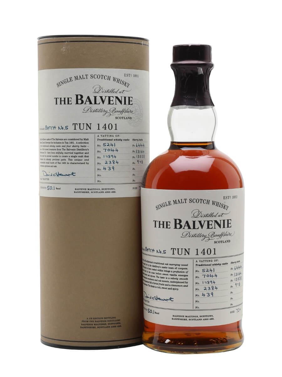 Balvenie Tun 1401 / Batch 5