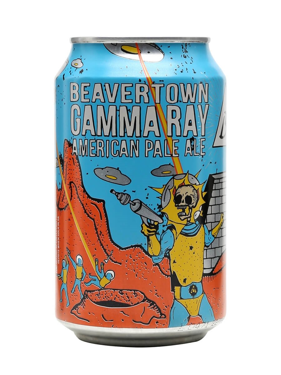 Beavertown Gamma Ray The Whisky Exchange
