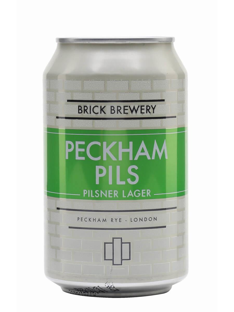 Brick Peckham Pils