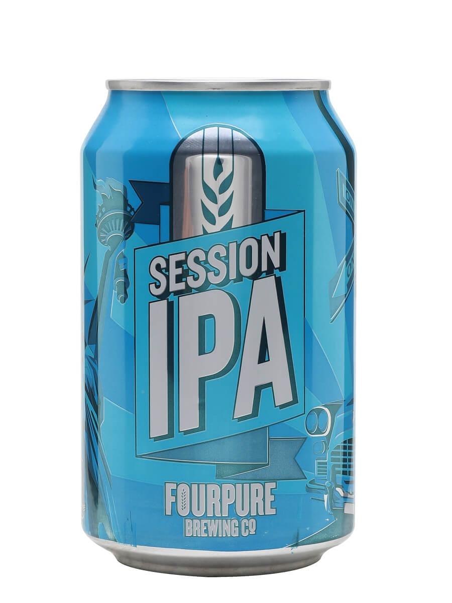 Fourpure Brewery Session IPA