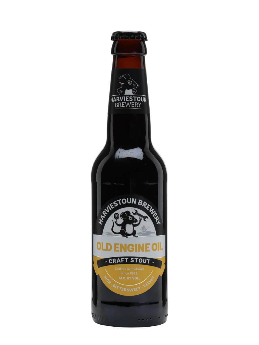 Harviestoun Old Engine Oil Beer