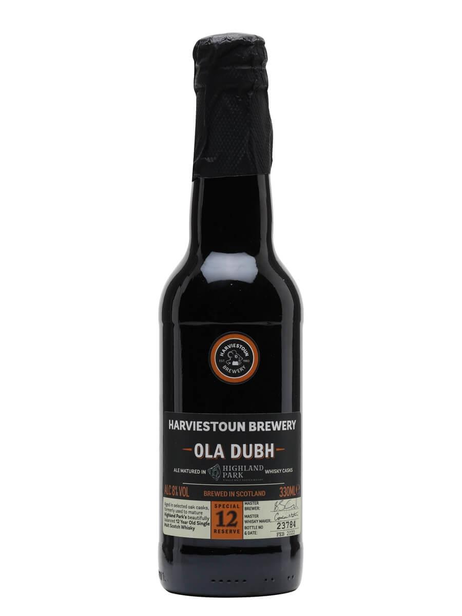 Harviestoun Ola Dubh 12 Beer