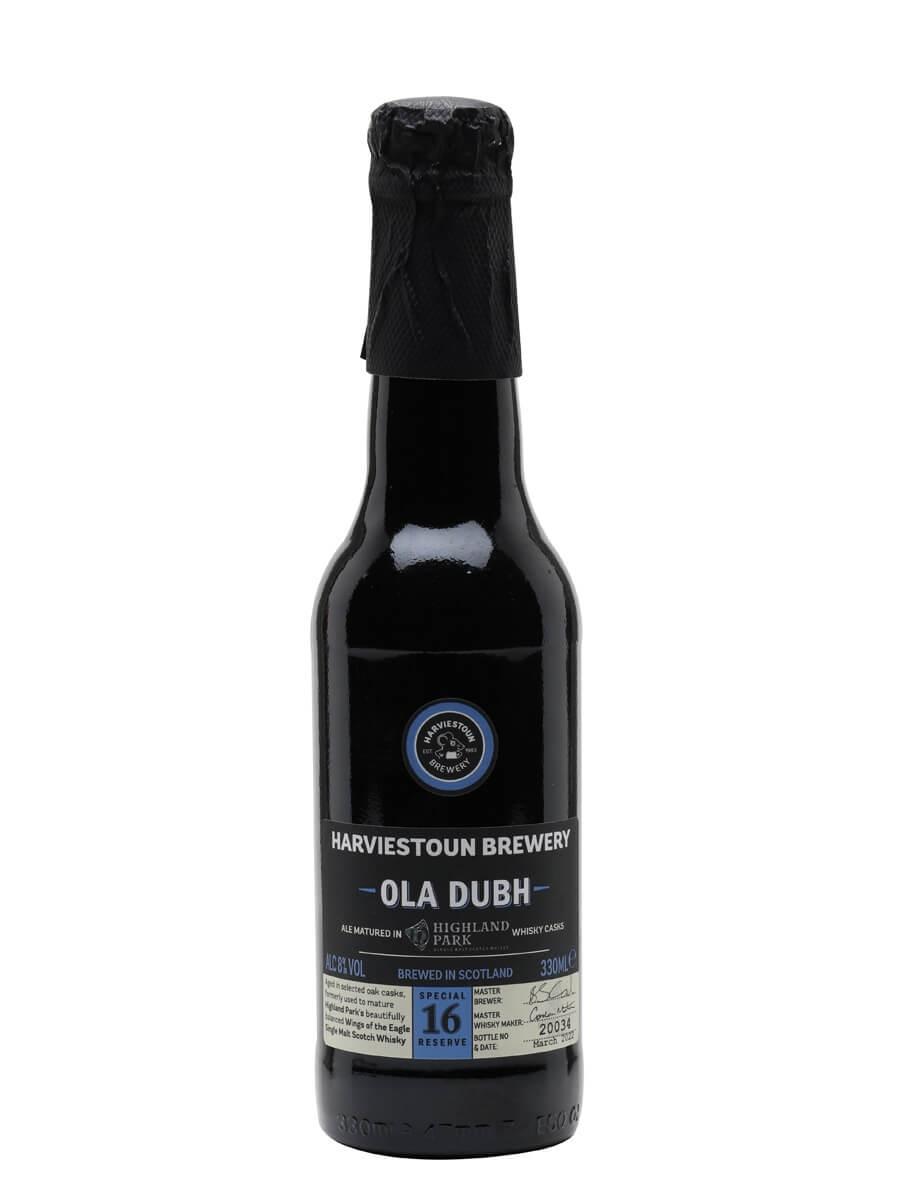 Harviestoun Ola Dubh 16 Beer