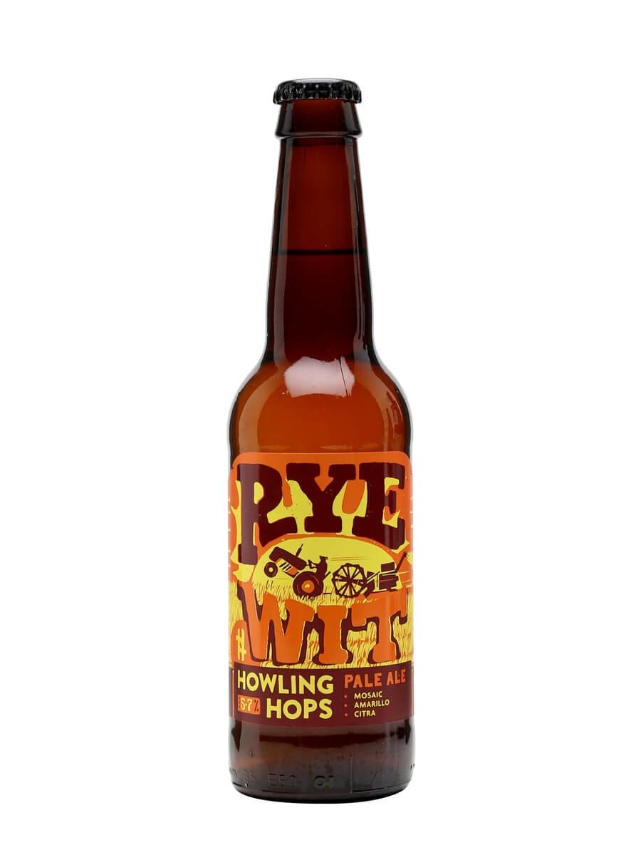 Howling Hops Rye Wit / Pale Ale