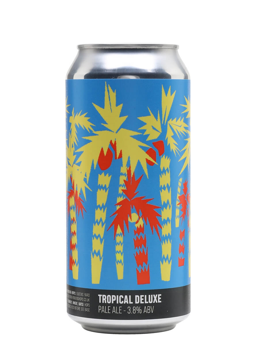 Howling Hops Tropical Deluxe Pale Ale