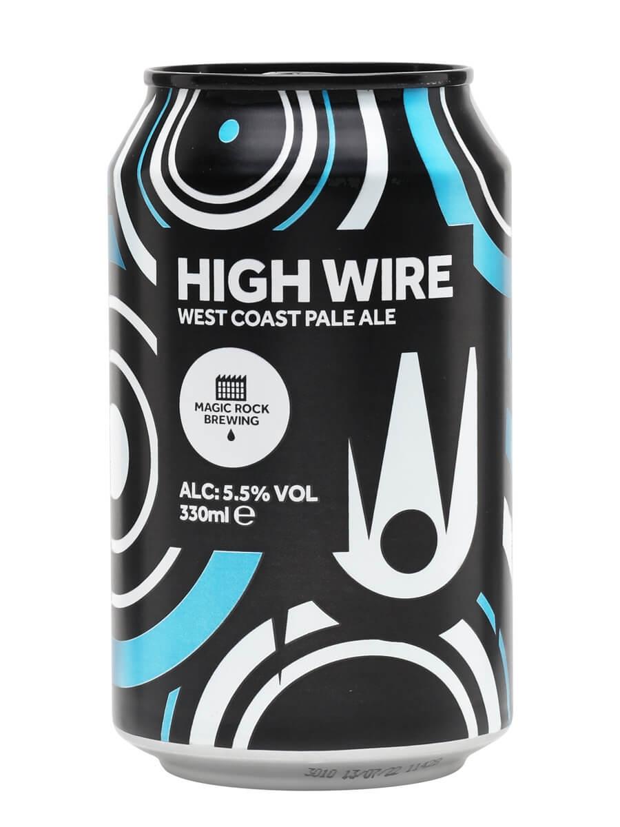 Magic Rock High Wire West Coast Pale Ale