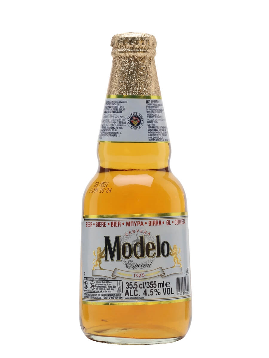 Modelo Especial Pale Lager
