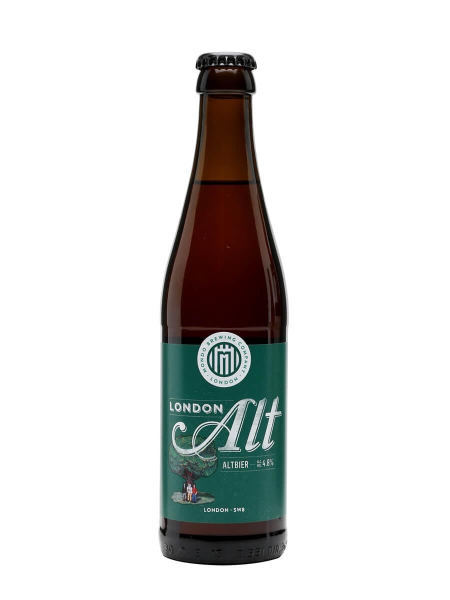 Mondo Brewing Company London Alt / Altbier