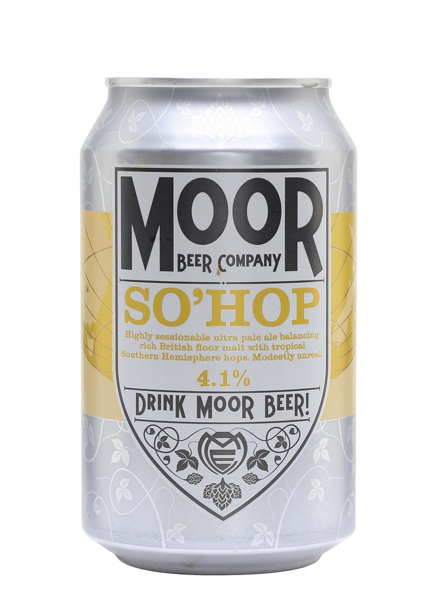 Moor Beer So'Hop Pale