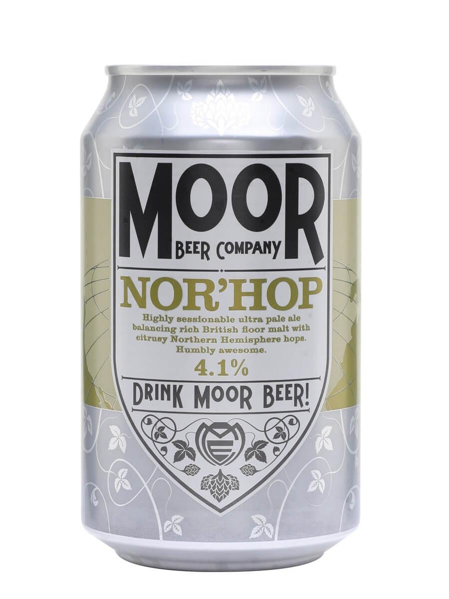 Moor Beer Nor'Hop Pale