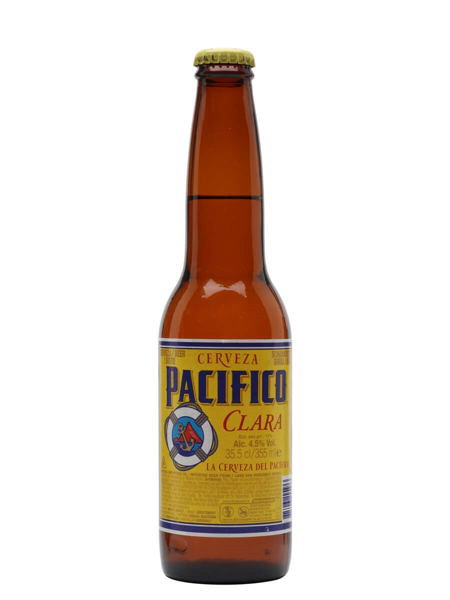 Pacifico Clara Pale Lager