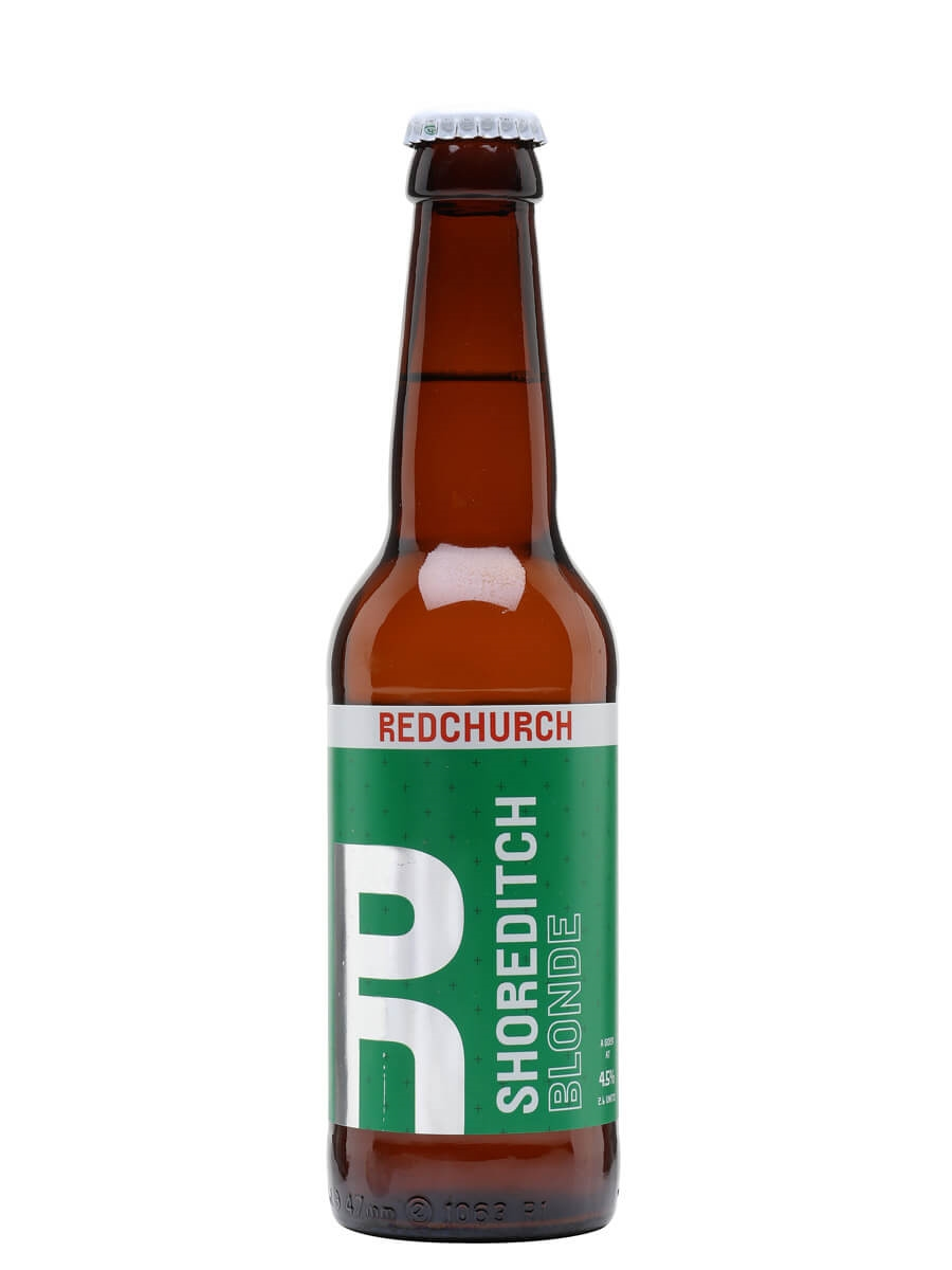 Redchurch Brewery Shoreditch Blonde The Whisky Exchange