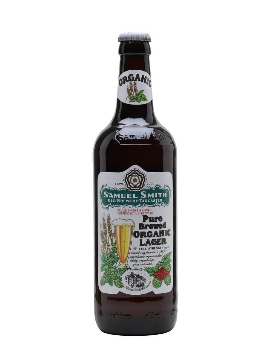Samuel Smith's Pure Brewed Original Organic Lager