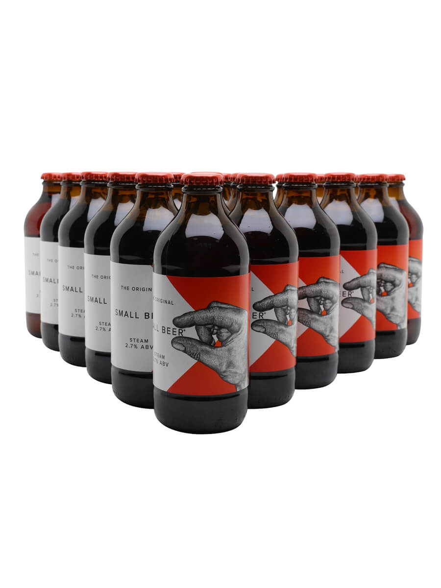 The Original Small Beer Steam / Case of 24 Bottles