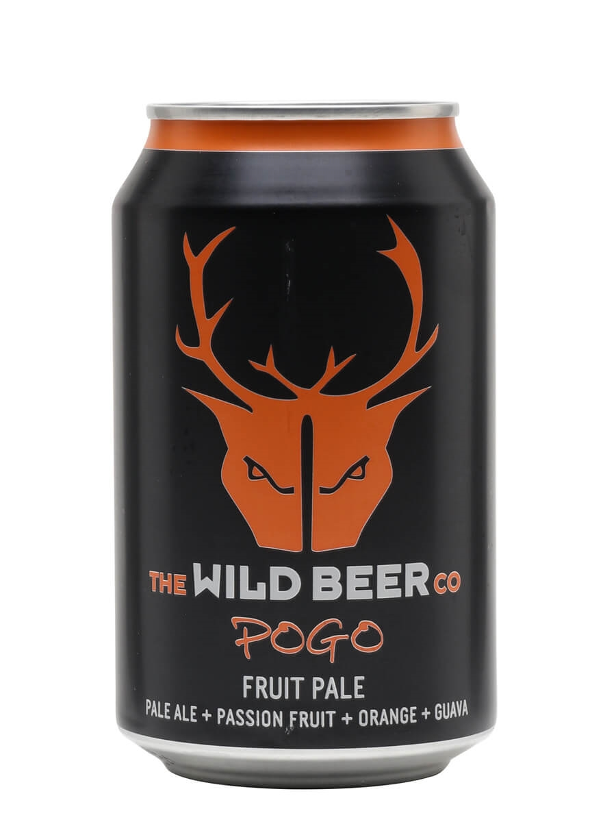 The Wild Beer Co Pogo Pale Ale