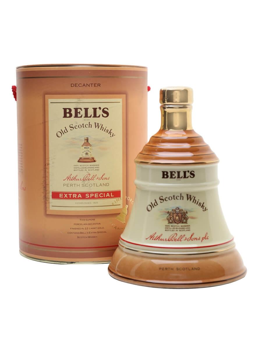 Bell's Tan / Cream Decanter