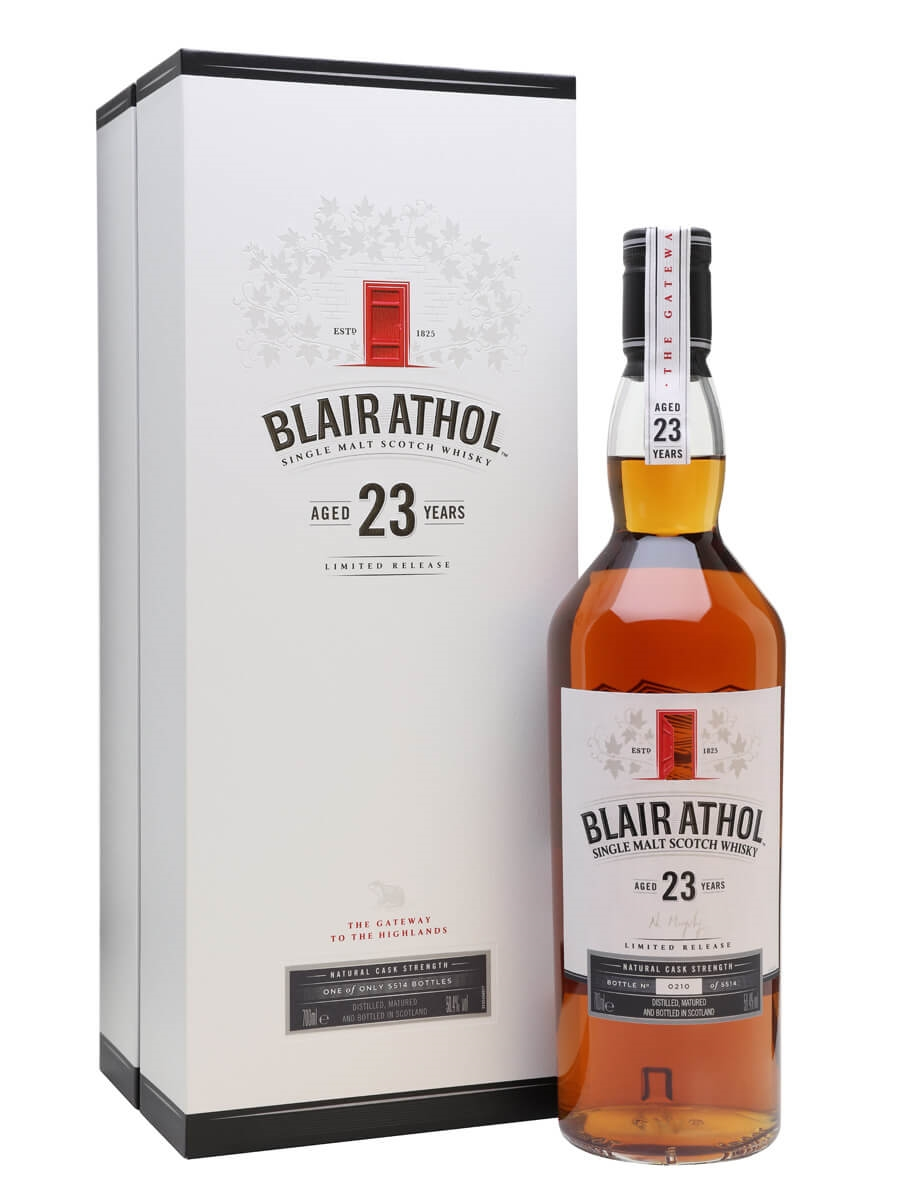 Blair Athol 1993 / 23 Year Old / Sherry Cask / Special Releases 2017