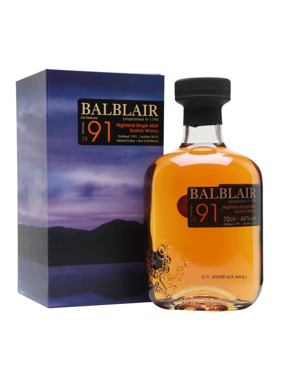 Balblair 1991 / 3rd Release