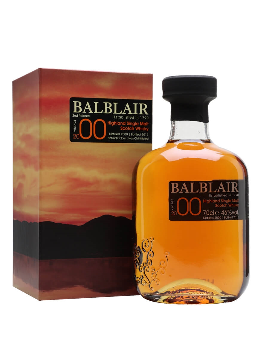 Review No.180. Balbalair 00 Bottled in 2017