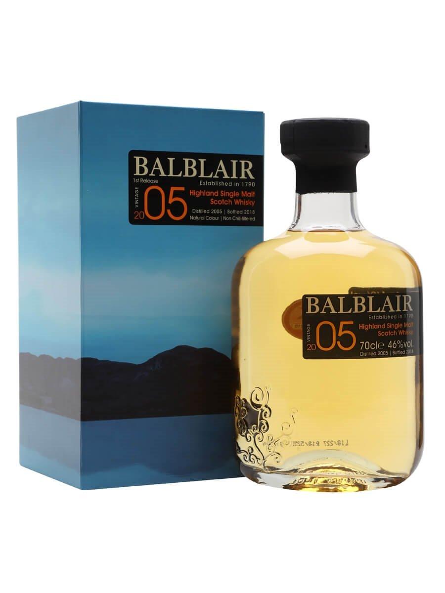 Balblair 2005 / Bot.2018