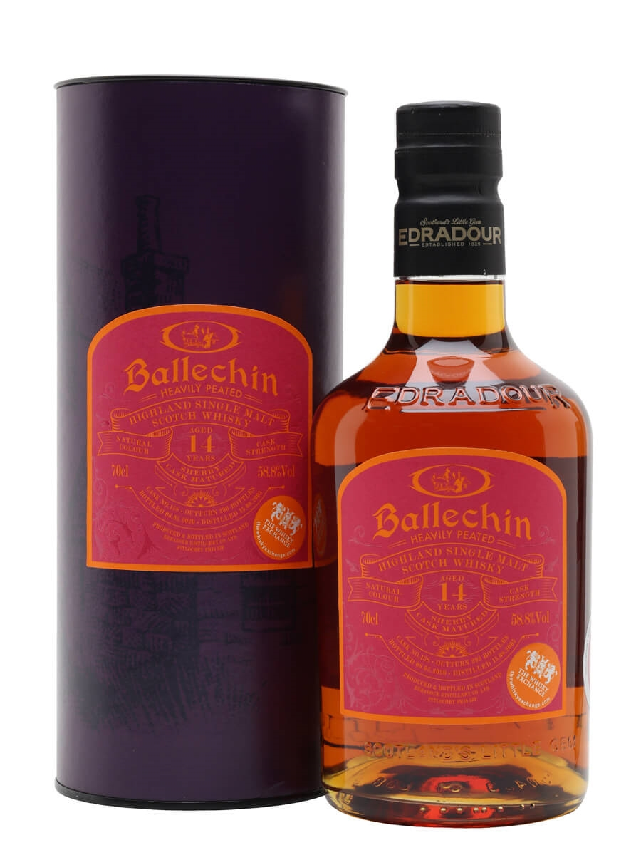 Ballechin 2005 / 14 Year Old / Sherry Cask / TWE Exclusive