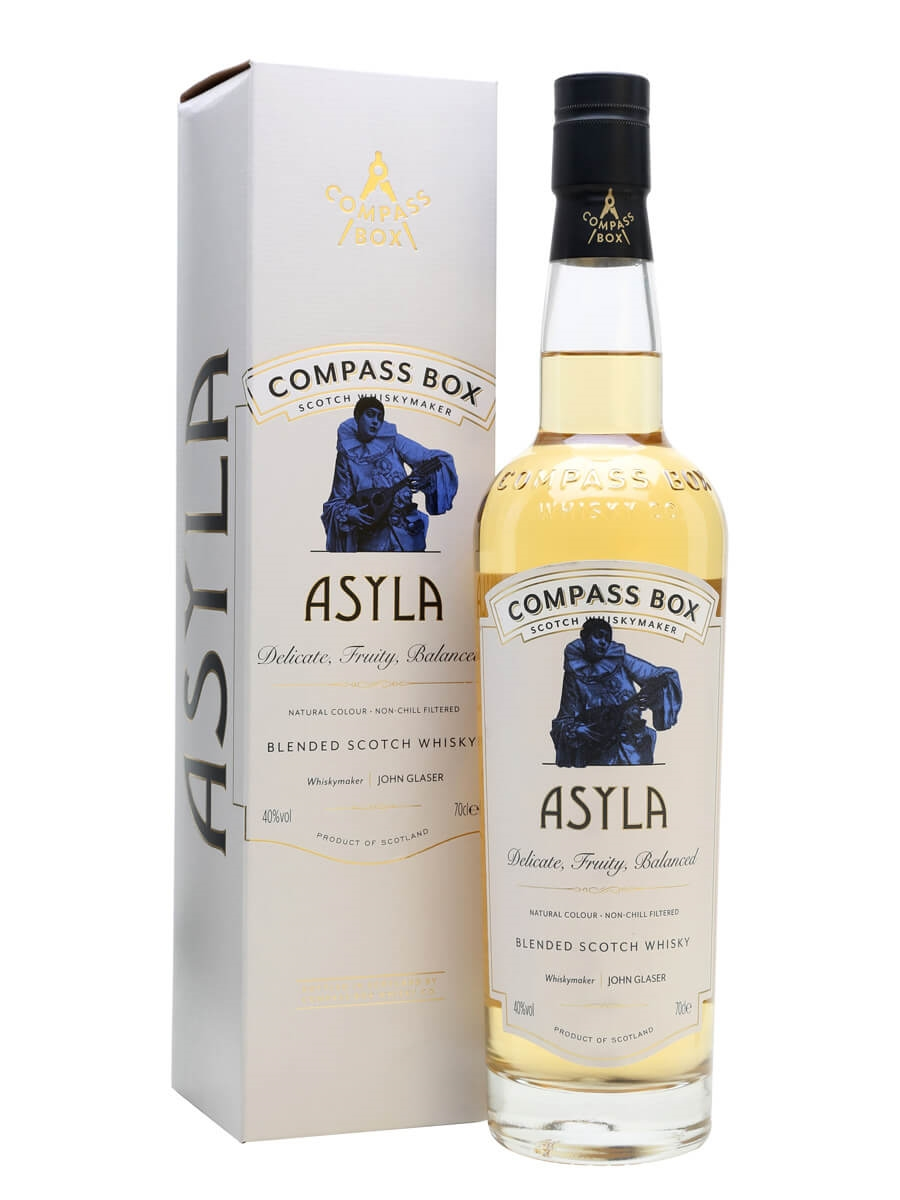 Review No.164. Compass Box Asyla