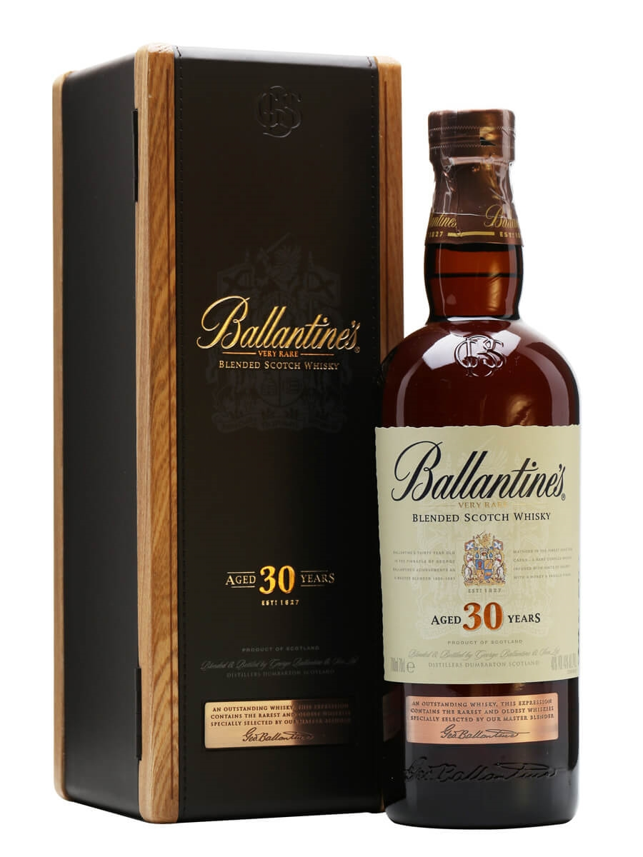 30 Yr Fixed Mortgage Rates: Ballantine's 30 Year Old : The Whisky Exchange