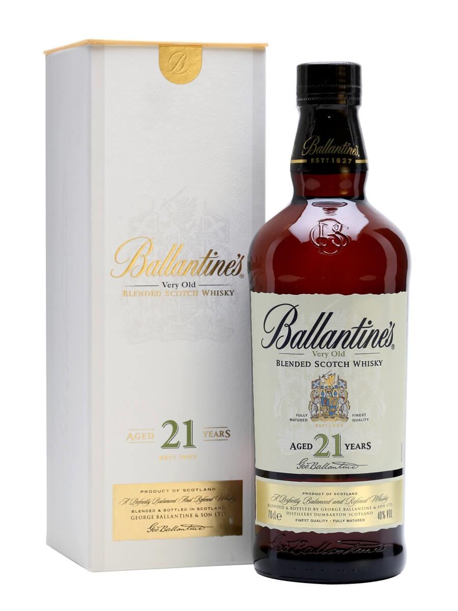 Ballantineu0027s 21 Year Old