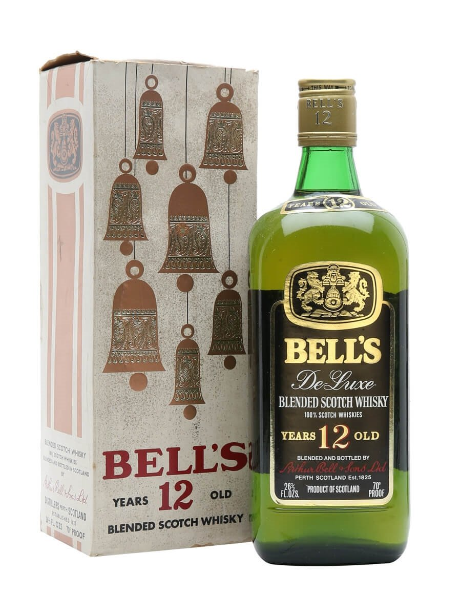 Bell's 12 Year Old / Bot.1970s