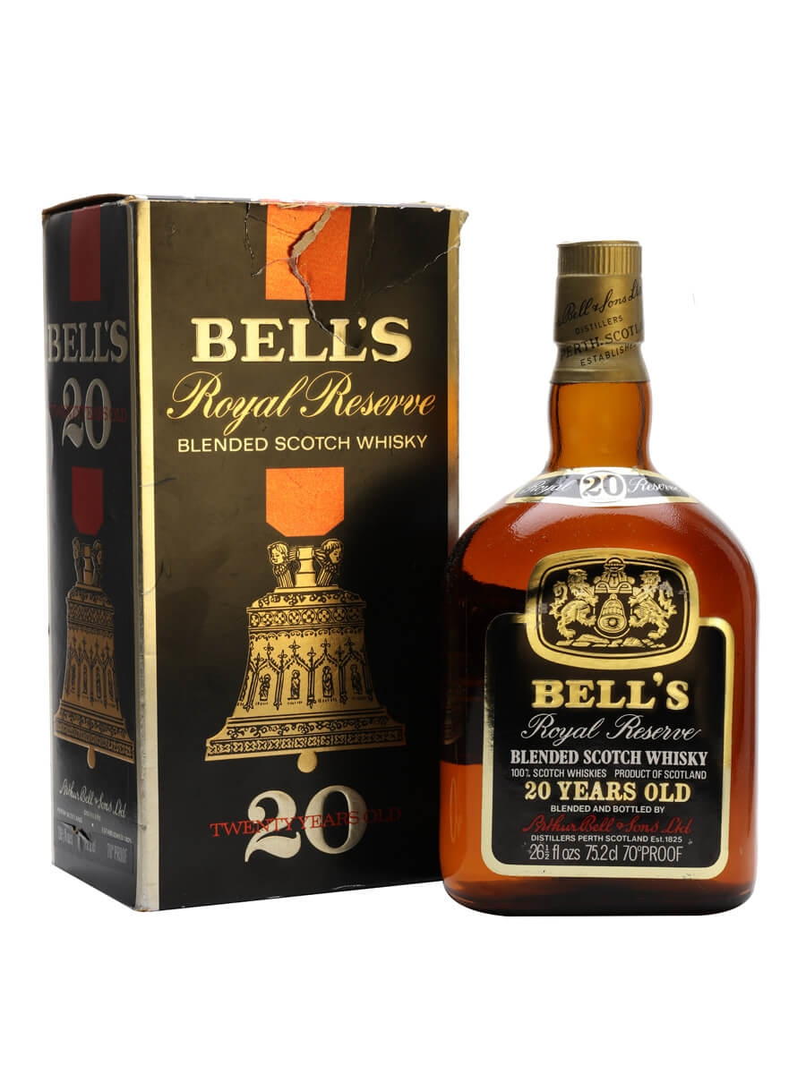Bell's Royal Reserve 20 Year Old / Bot.1980s