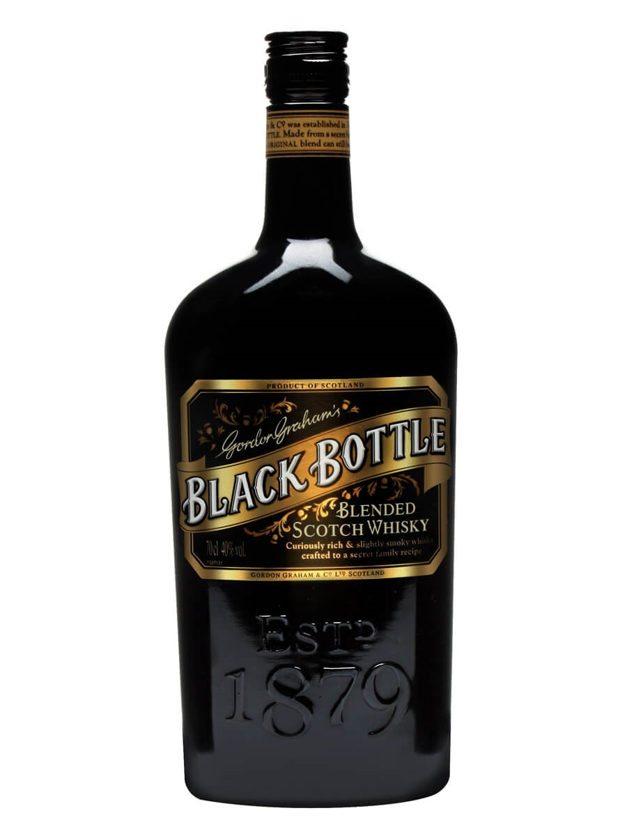 Review No.228. Black Bottle