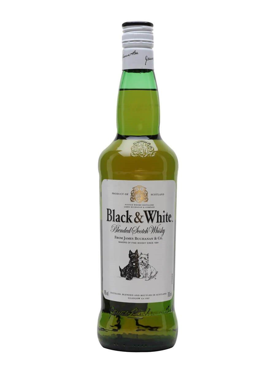 Review No.227. Black & White
