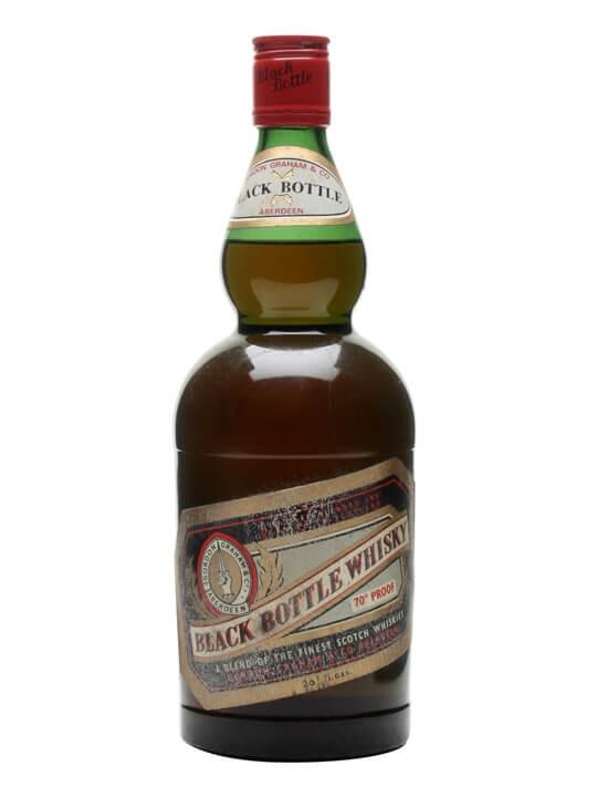 Black Bottle / Bot.1960s