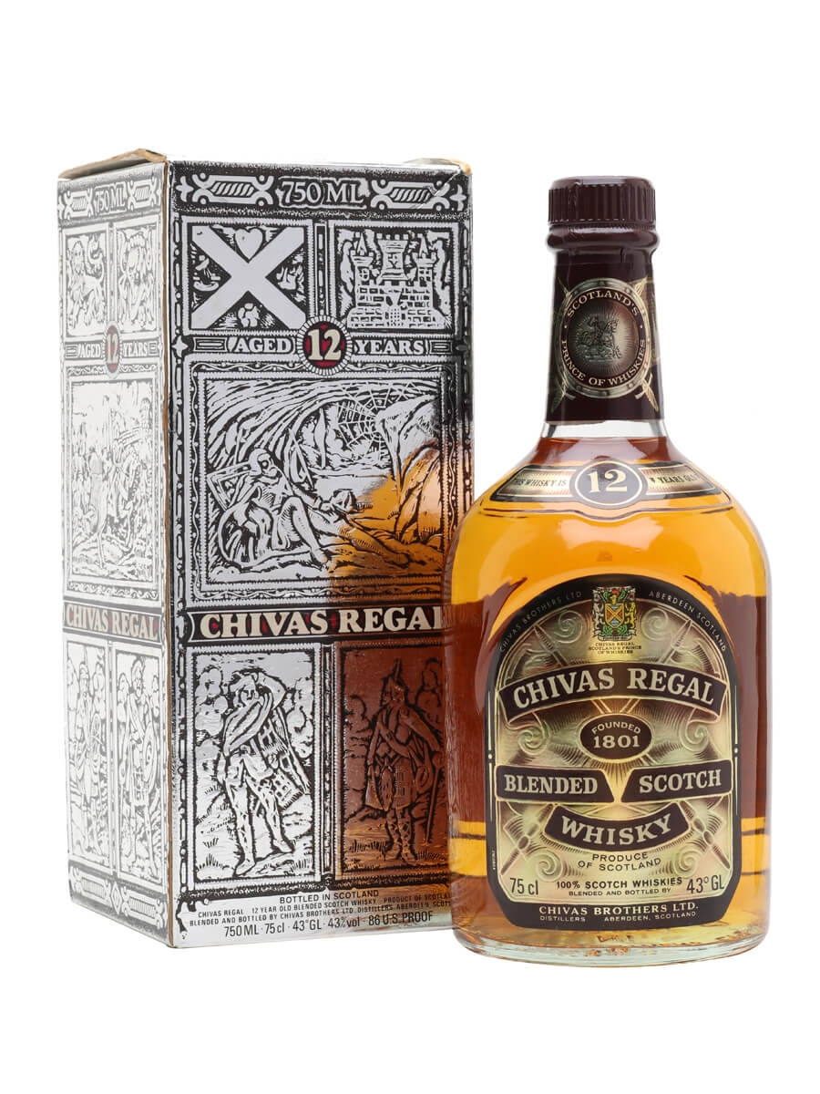 8344a168f0a Chivas Regal 12 Year Old - Bot.1970s : The Whisky Exchange