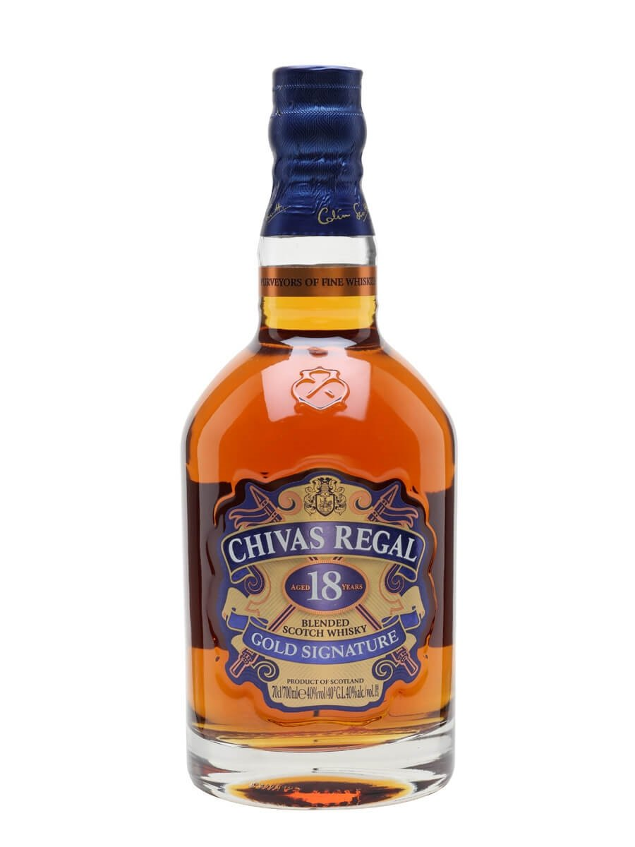 Chivas regal 18 year old the whisky exchange - Chivas regal 18 1 liter price ...