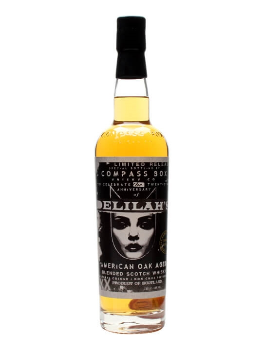 Compass Box Delilah's Blended Scotch Whisky