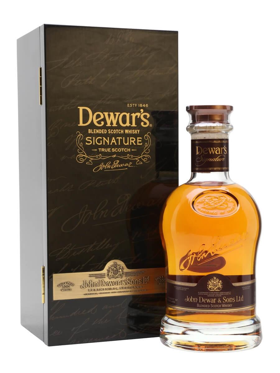 Dewar S Signature The Whisky Exchange