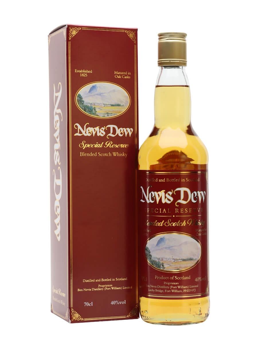 Nevis Dew Special Reserve