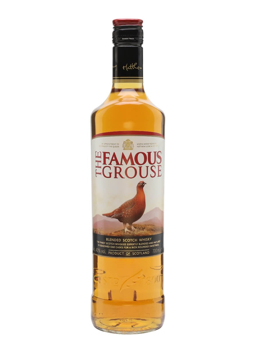 Scotch Tours Famous Grouse